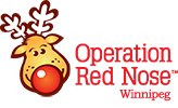 Operation Red Nose Winnipeg Logo